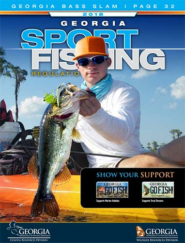 Georgia Sport Fishing Regulations Guide 2018
