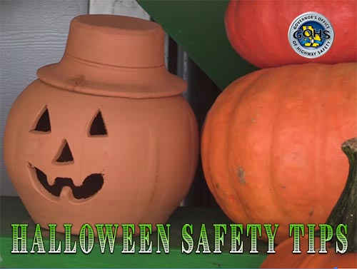 Safety issues for trick-or-treaters and parents