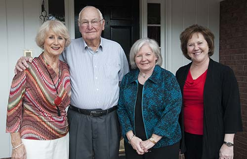 Reinhardt University School of Nursing & Health Sciences to be named for retired Canton physician Dr. John A. Cauble